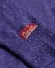 Superdry Orange Label Crew Neck Purple