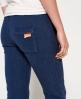 Superdry Orange Label Slim Joggers Navy