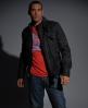 Superdry Scrambler Wax jacket Black
