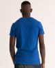 Superdry Embroidered T-shirt Blue