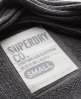 Superdry Superwolf Cardigan Grey