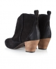 Superdry Dallas Ankle Boots Black