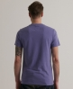 Superdry Embroidered T-shirt Purple