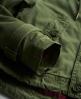 Superdry Desert Cropped Jacket Green