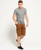 Superdry Core Cargo Lite Shorts Brown