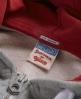 Superdry SD Athletic Zip Hoodie Grey