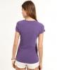 Superdry Saints T-shirt Purple