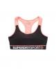 Superdry Core Gym BH Schwarz