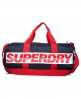 Superdry International Barrel-bag Rød