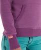 Superdry Orange Label Hoodie Purple