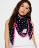 Superdry Summer Time Scarf White