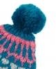 Superdry Whistler Pink Bobble Hat White