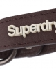 Superdry Key Fob Brown