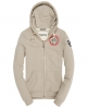 Superdry Dragon 62 Zip Hoodie Grey