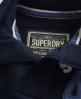 Superdry Super Challenger Henley Navy
