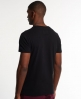 Superdry Camiseta Runner Negro