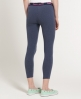 Superdry Premium Cropped Leggings Navy