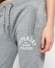 Superdry Pantalon de jogging décontracté Tri League Gris