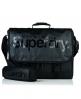 Superdry極度乾燥 Gel Tarp筆記型電腦包 黑色