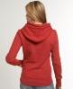 Superdry Curve Hoodie Red