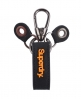 Superdry Key Fob Black