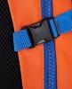 Superdry Tarp Pop Zip Backpack Orange