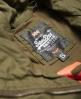 Superdry Cazadora militar Classic Rookie  Verde