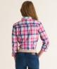 Superdry Lumberjack Skater Shirt Pink