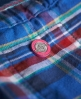 Superdry Lumberjack Pocket Shirt Blue