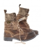 Superdry New Panner Boots Brown