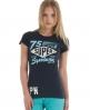 Superdry Speedway T-shirt Navy