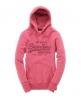Superdry Vintage Entry Hoodie Pink