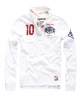 Superdry Valiant Rugby Shirt White
