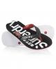 Superdry Flip Flops Black