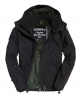 Superdry Technical Hooded Pop Zip SD-Windcheater Grey