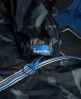 Superdry Zip Through Cagoule Blue