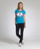Superdry Oval 43 T-shirt Blue