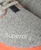 Superdry Scuba Runner Trainers Light Grey