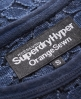 Superdry Hyper Lace T-shirt Navy