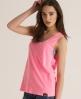 Superdry Low Arm Hole Vest Pink
