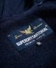 Superdry Alpna Longline Cardigan Navy