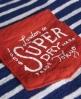 Superdry Land Slubber T-shirt Blue