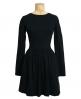 Superdry Skater Dress Black