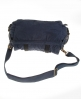 Superdry Motorbike Messenger Bag Navy