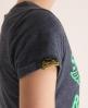 Superdry Rockers T-shirt Navy