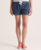 Superdry Premium Beach Shorts Blue