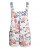 Superdry Boy Short Dungarees White