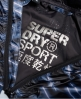 Superdry Chubasquero Core Effect  Negro