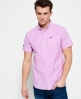 Superdry Ultra Lite Oxford Shirt  Purple