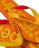Superdry GT2 Two Colour Flip Flop Orange